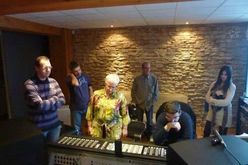 Músics de Menorca, junts pel so més «santjoaner»